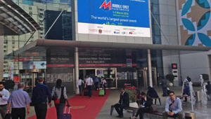 LOVAG AT MIDDLE EAST ELECTRICITY 2016 IN DUBAI